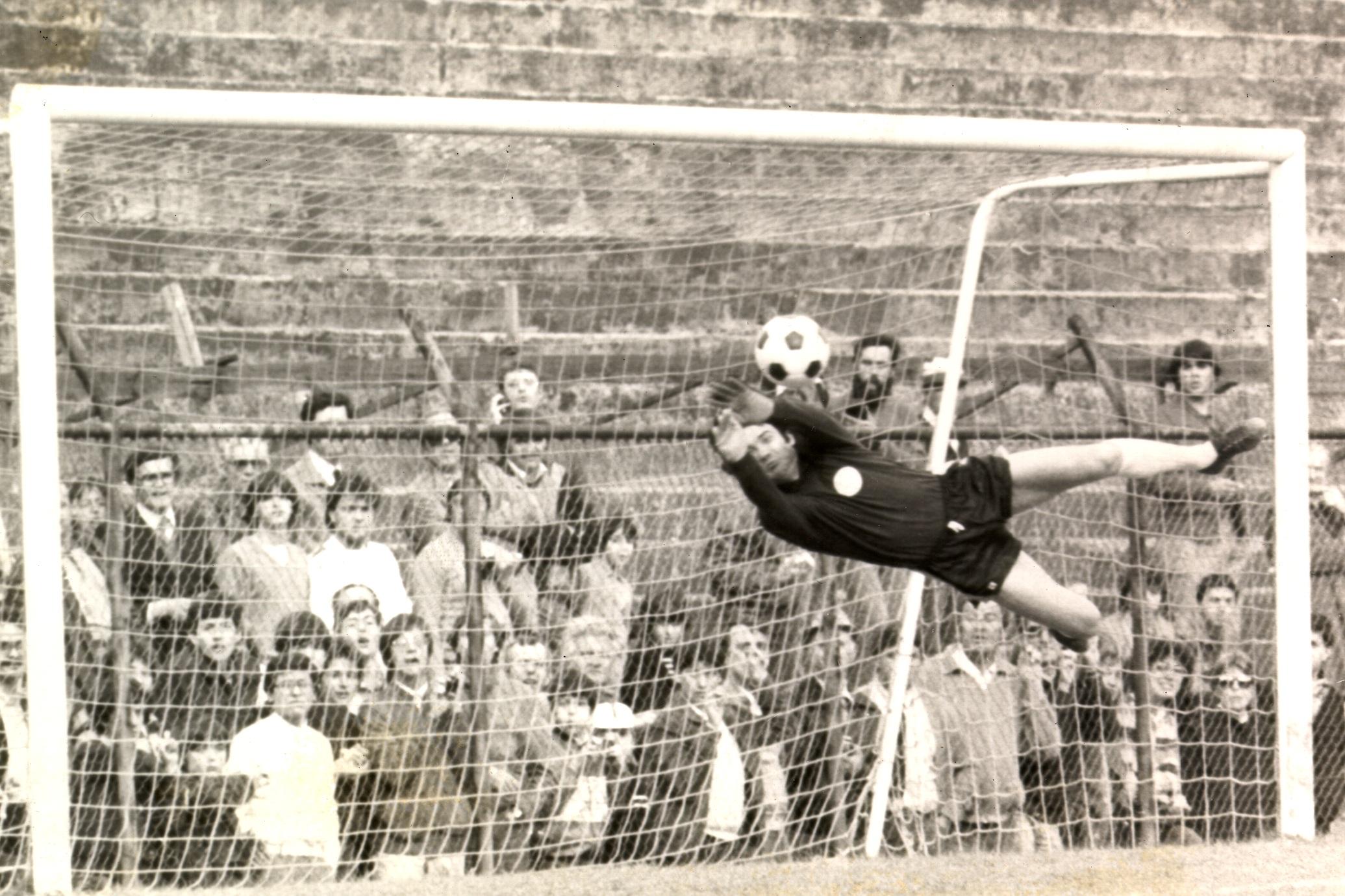 Alessandria - Spezia 1982-83 (parata sotto la Nord)