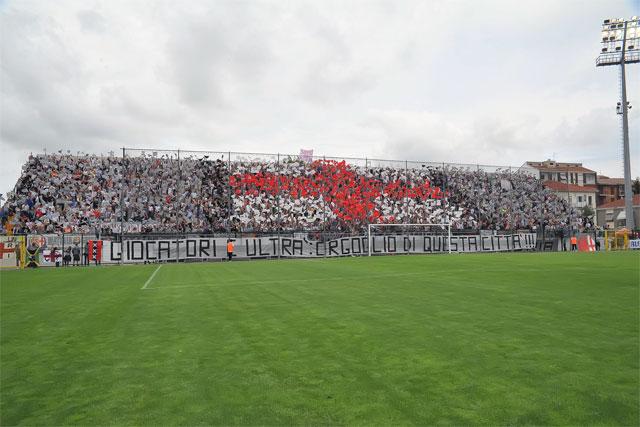 Curva Alessandria-Salernitana