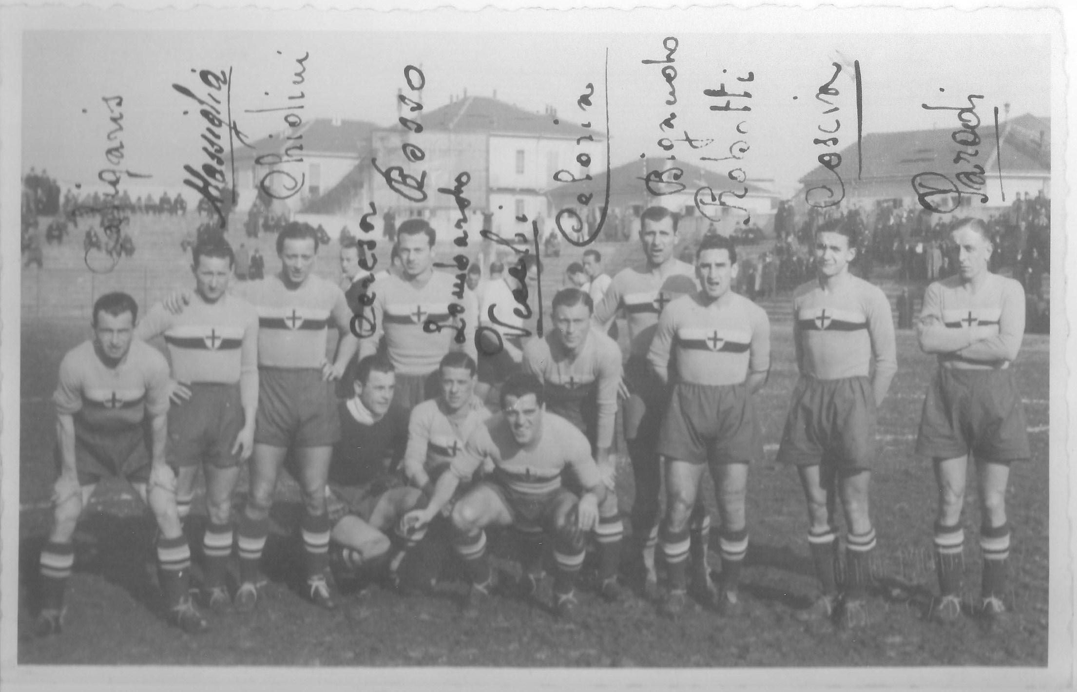 formazione 1937-38