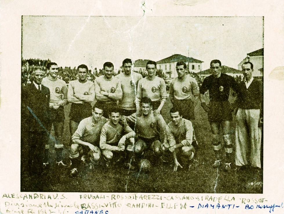 Alessandria 1945-1946