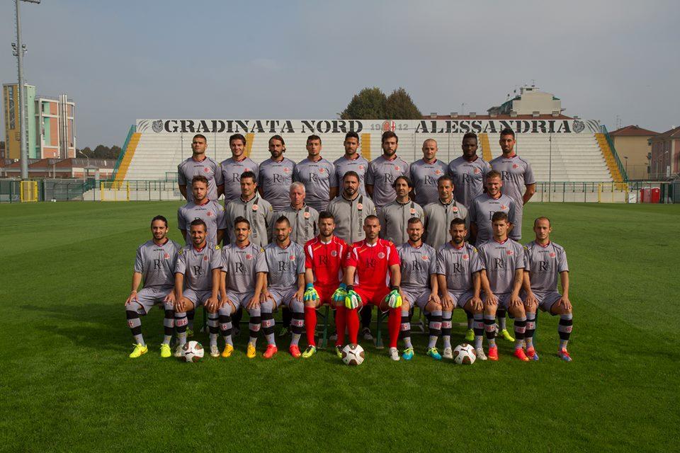 Alessandria Calcio 2014-15