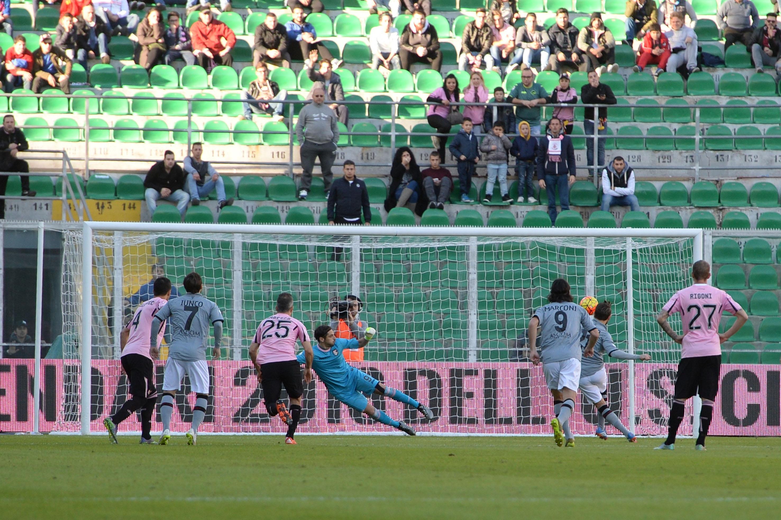 palermo  coppa italia 2015/2016palermo - alessandria