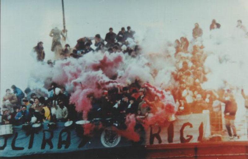 Alessandria - padova 1981-82