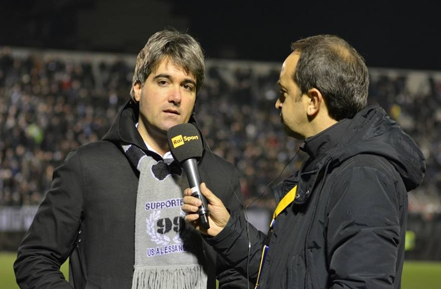 Di Masi intervistato da Raisport
