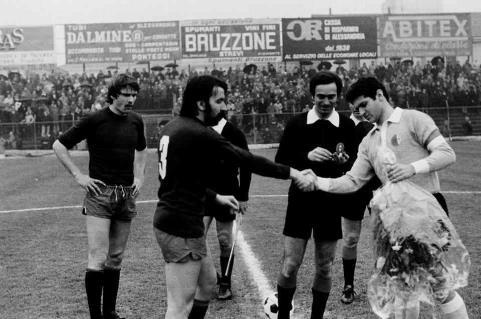 Anno 1974-75 Alessandria-Reggiana
