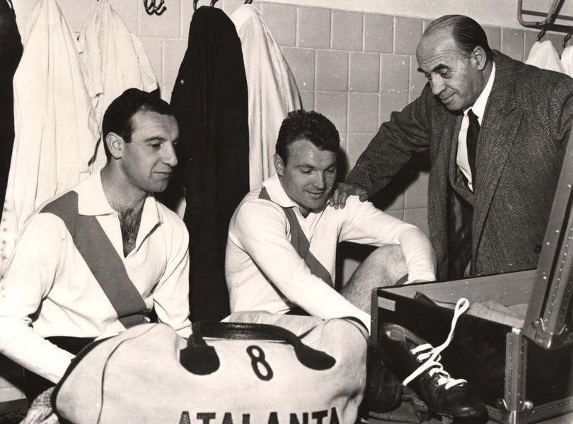 Ferrari con Maschio e Altafini