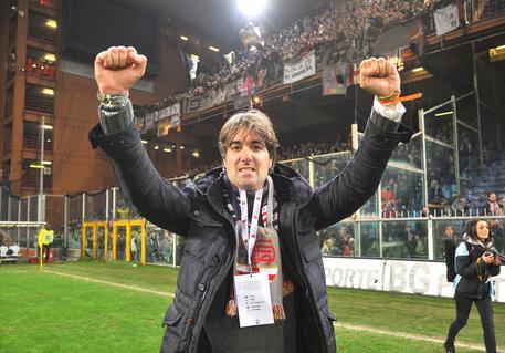 Soccer: Italy Cup, Genoa-Alessandria