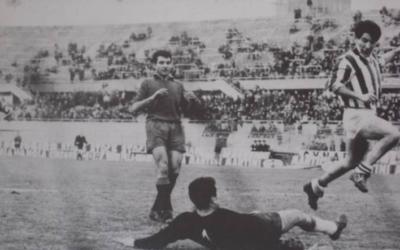Santino Ciceri, da portiere (500 le presenze in A, B e C) a segretario dell'Alessandria