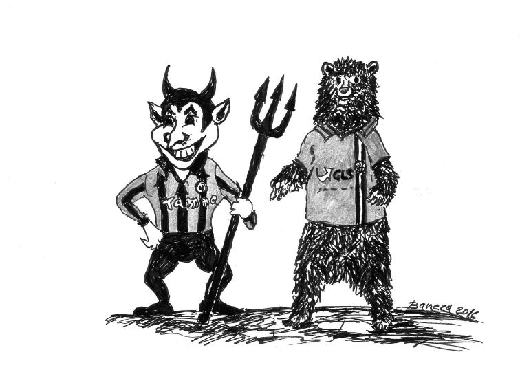 Vignetta Alessandria-Foggia