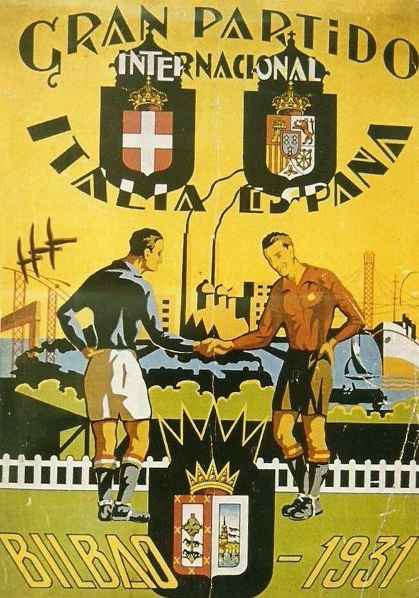 ItaliaSpagna 1931