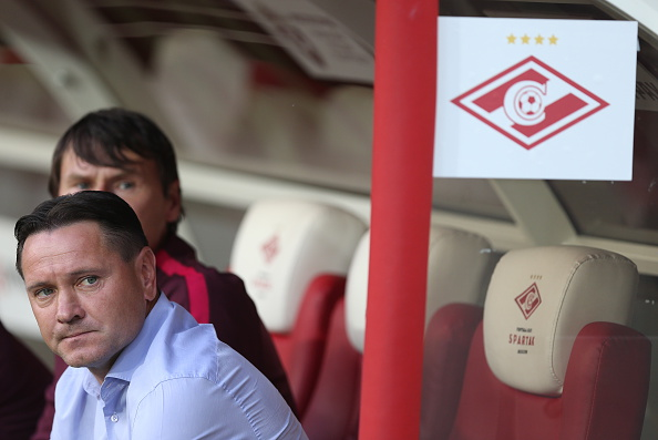 2016/2017 UEFA Europa League qualifiers: Spartak Moscow vs AEK Larnaca (2nd leg)