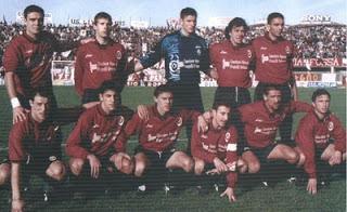 97-98 una formazione di Stringara