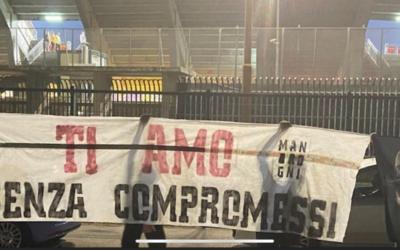 I Mandrogni non entrano allo stadio