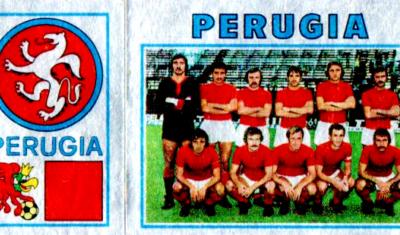 La figurina degli avversari: il Perugia