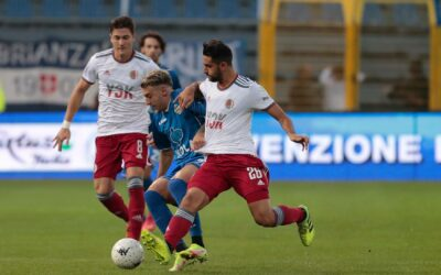 Gli highlights di Como-Alessandria